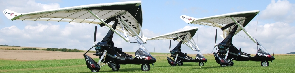 For sale Quasar with rotax 503 and 582 microlight flexwing